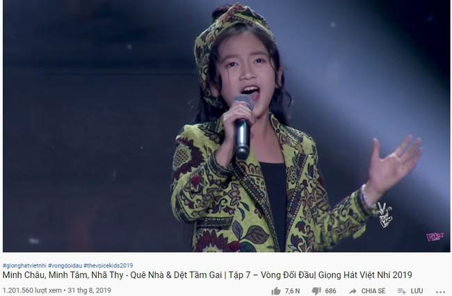 """Công chúa """"The Voice Kids"""" Minh Tâm: Con không buồn khi bị chê mà sẽ cố gắng để học hỏi nhiều hơn - Ảnh 4."""