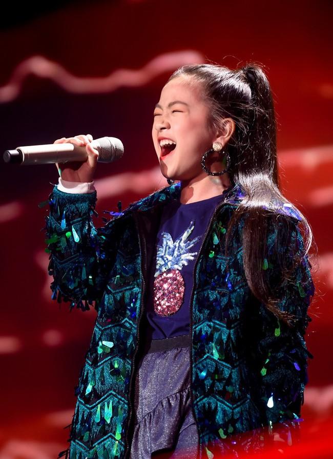 Thiên thần nhí Minh Tâm sẵn sàng bức phá trong đêm Chung kết The Voice Kids 2019 - Ảnh 4.