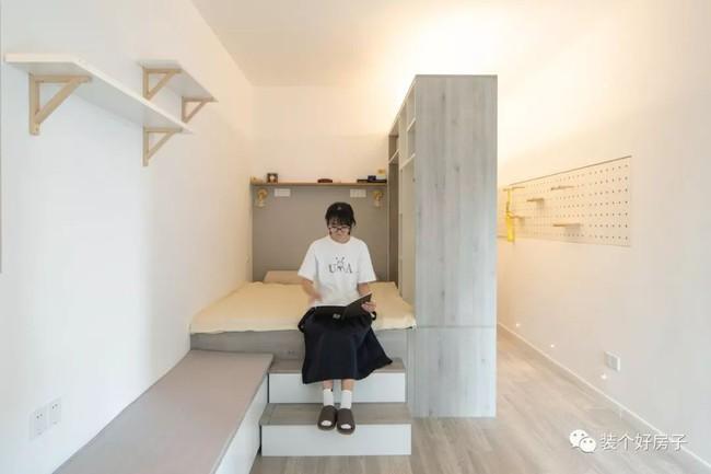 Ngôi nhà rộng vỏn vẹn 30m2 vẫn có đủ nhà bếp, phòng ăn, phòng tắm… ai cũng thích thú - Ảnh 17.