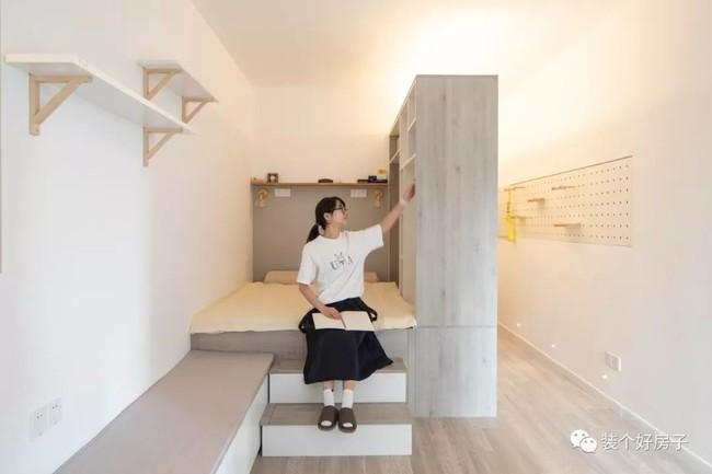 Ngôi nhà rộng vỏn vẹn 30m2 vẫn có đủ nhà bếp, phòng ăn, phòng tắm… ai cũng thích thú - Ảnh 18.