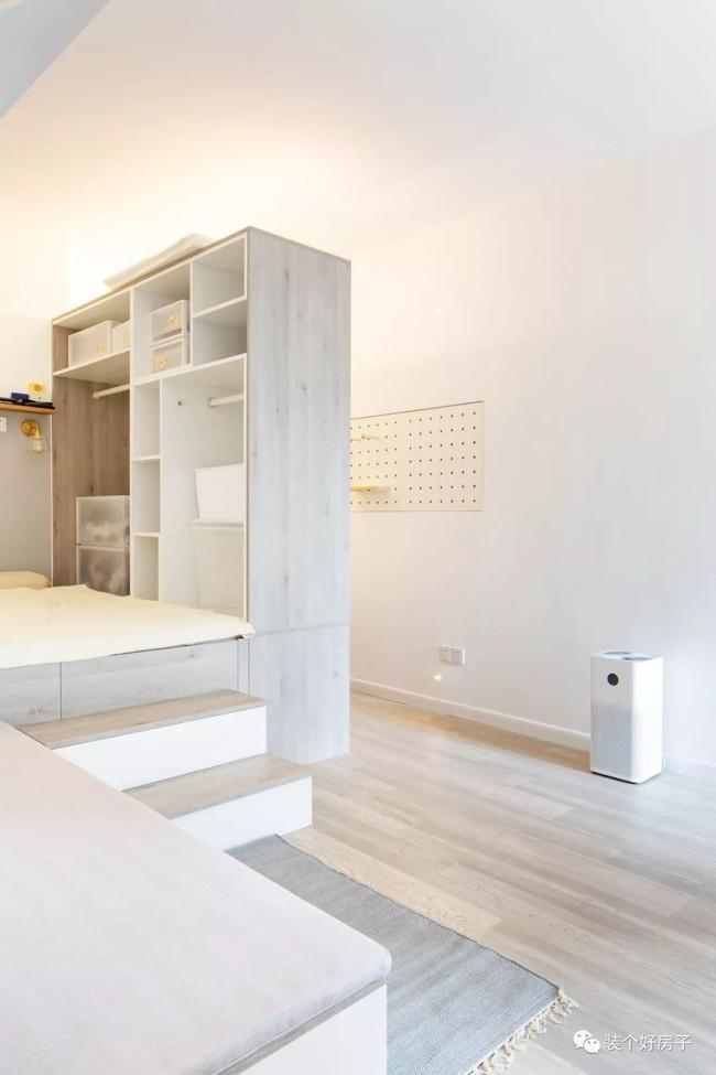 Ngôi nhà rộng vỏn vẹn 30m2 vẫn có đủ nhà bếp, phòng ăn, phòng tắm… ai cũng thích thú - Ảnh 19.
