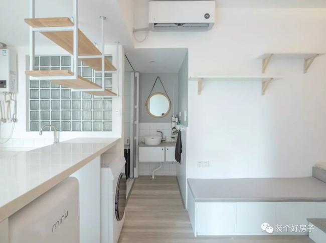 Ngôi nhà rộng vỏn vẹn 30m2 vẫn có đủ nhà bếp, phòng ăn, phòng tắm… ai cũng thích thú - Ảnh 20.