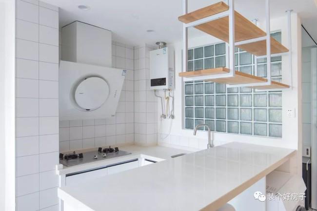 Ngôi nhà rộng vỏn vẹn 30m2 vẫn có đủ nhà bếp, phòng ăn, phòng tắm… ai cũng thích thú - Ảnh 23.