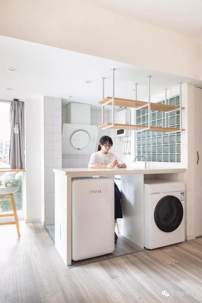 Ngôi nhà rộng vỏn vẹn 30m2 vẫn có đủ nhà bếp, phòng ăn, phòng tắm… ai cũng thích thú - Ảnh 24.