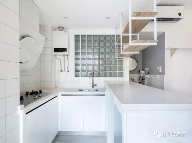 Ngôi nhà rộng vỏn vẹn 30m2 vẫn có đủ nhà bếp, phòng ăn, phòng tắm… ai cũng thích thú - Ảnh 25.