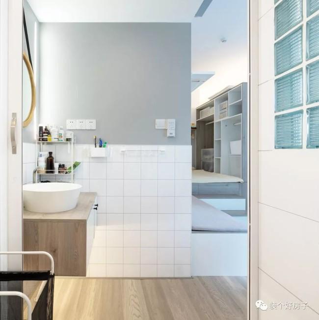 Ngôi nhà rộng vỏn vẹn 30m2 vẫn có đủ nhà bếp, phòng ăn, phòng tắm… ai cũng thích thú - Ảnh 28.