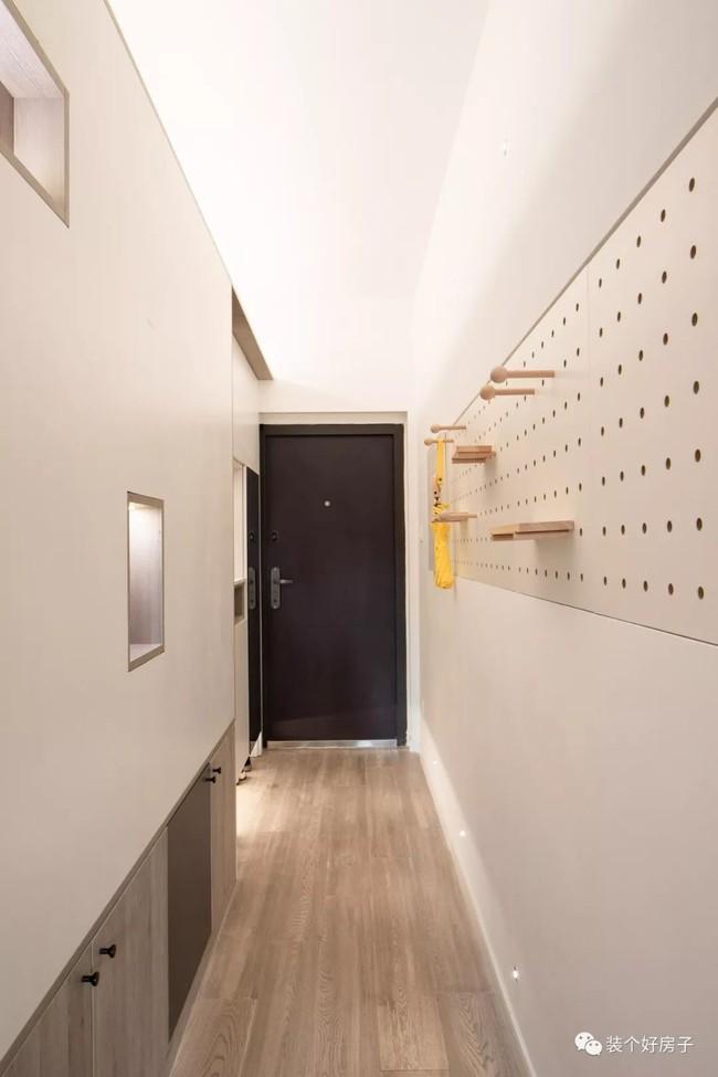 Ngôi nhà rộng vỏn vẹn 30m2 vẫn có đủ nhà bếp, phòng ăn, phòng tắm… ai cũng thích thú - Ảnh 5.