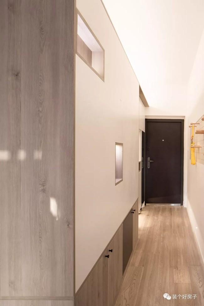 Ngôi nhà rộng vỏn vẹn 30m2 vẫn có đủ nhà bếp, phòng ăn, phòng tắm… ai cũng thích thú - Ảnh 6.