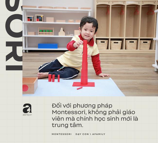 Những nguyên tắc thiết yếu của phương pháp giáo dục Montessori: Trẻ luôn được chú trọng hàng đầu - Ảnh 9.