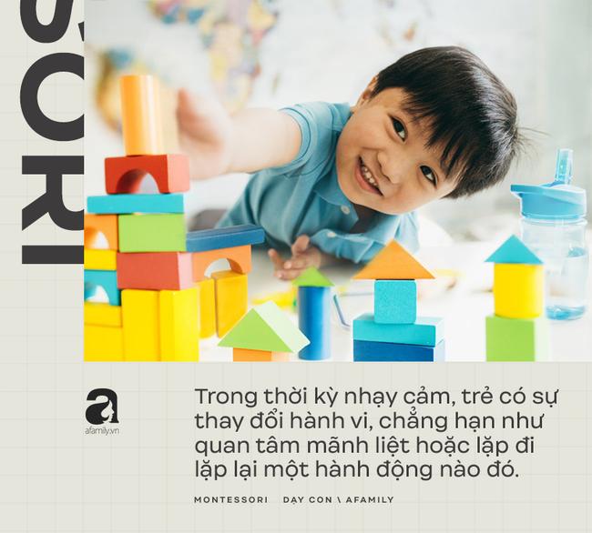 Những nguyên tắc thiết yếu của phương pháp giáo dục Montessori: Trẻ luôn được chú trọng hàng đầu - Ảnh 3.