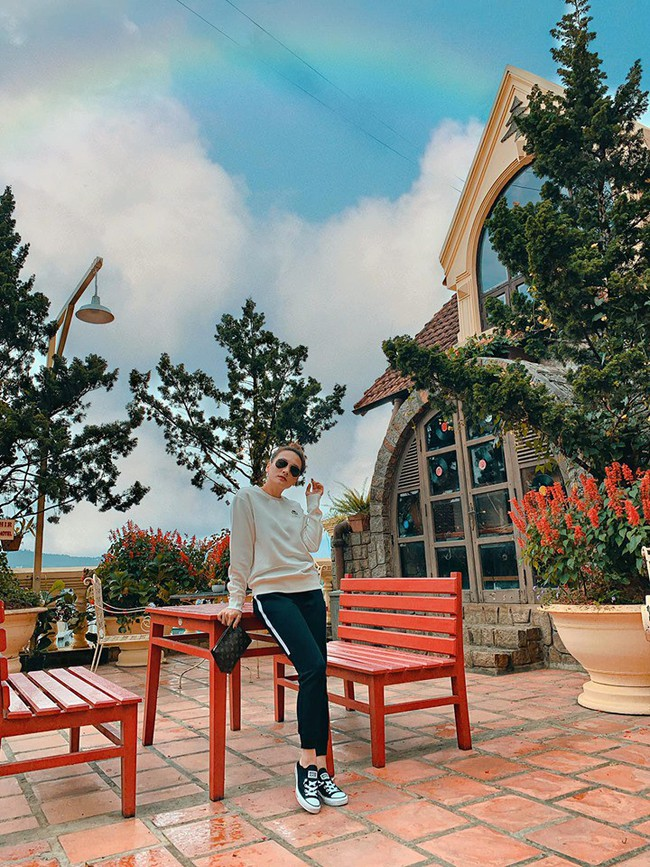"""Đón sinh nhật tuổi 29, Bảo Thanh của """"Về Nhà Đi Con"""" nhận được lời chúc đầy xúc động từ """"em út"""" Bảo Hân - Ảnh 5."""