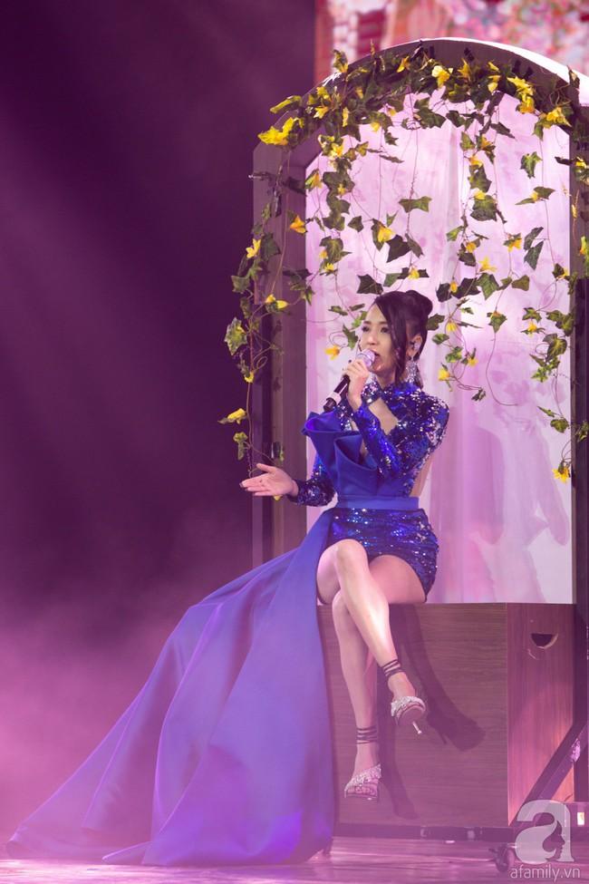 Trình diễn loạt hit triệu view, Bích Phương cùng Trúc Nhân lần lượt làm bùng nổ show âm nhạc Việt - Hàn tháng 10 - Ảnh 1.