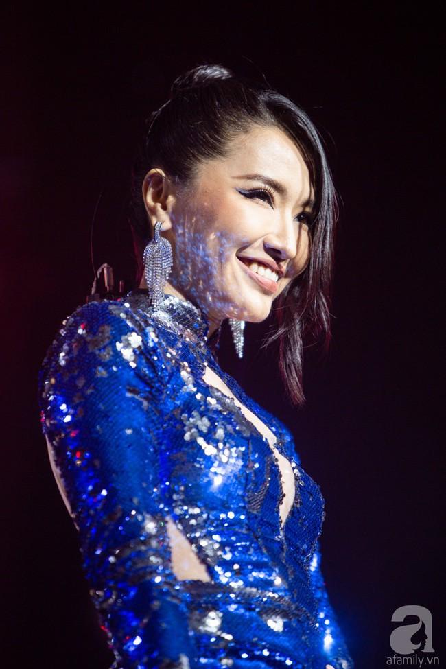 Trình diễn loạt hit triệu view, Bích Phương cùng Trúc Nhân lần lượt làm bùng nổ show âm nhạc Việt - Hàn tháng 10 - Ảnh 3.