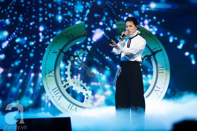 Trình diễn loạt hit triệu view, Bích Phương cùng Trúc Nhân lần lượt làm bùng nổ show âm nhạc Việt - Hàn tháng 10 - Ảnh 8.