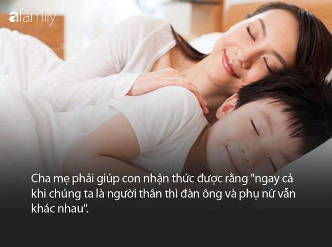 Ngủ chung giường với con trai 15 tuổi, nửa đêm nghe được âm thanh lạ, người mẹ quyết định cho con ngủ riêng ngay lập tức - Ảnh 3.