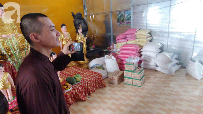 Tịnh thất Bồng Lai của 5 chú tiểu thi ''Thách thức danh hài'' bị mất hơn 300 triệu đồng sau vụ tấn công - Ảnh 13.