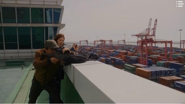 """""""Vagabond"""" tập 12: Trở về từ cõi chết, cuối cùng Lee Seung Gi và Suzy đã đưa được tên khủng bố ra hầu tòa - Ảnh 5."""