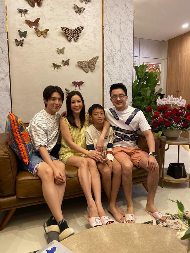 Hội bạn thân Trấn Thành, Lê Giang, Thu Minh tưng bừng chuẩn bị bữa tiệc giữa đêm mừng sinh nhật HH Thu Hoài - Ảnh 4.