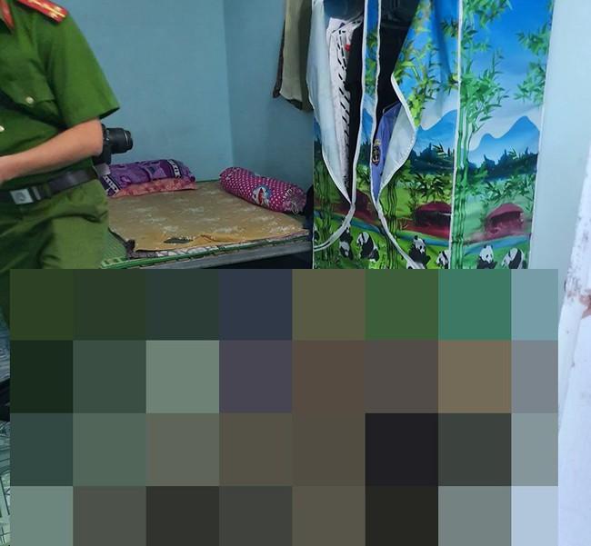 Bắc Ninh: Phát hiện thi thể người đàn ông sau nhiều ngày trong phòng trọ - Ảnh 1.
