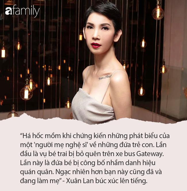 Là 1 người mẹ nghệ sĩ nhưng Lưu Thiên Hương liên tục phát ngôn sốc về trẻ em, ngoài đời cô nuôi dạy con gái thế nào? - Ảnh 3.