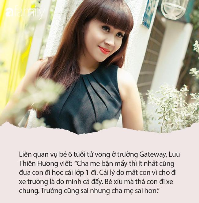 Lưu Thiên Hương và những phát ngôn gây sốc về trẻ em: Vụ trường Gateway lỗi do cha mẹ, trao nhầm giải The Voice Kid để bé bản lĩnh hơn - Ảnh 3.