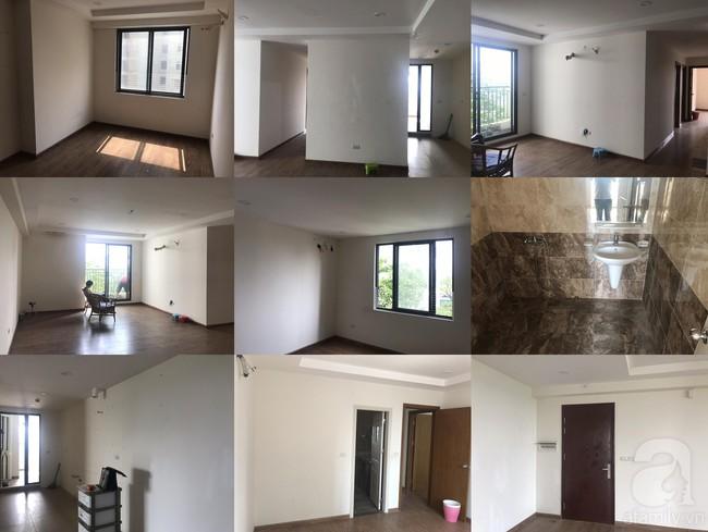 Chiêm ngưỡng căn hộ 100m2 với 3 phòng ngủ ấm áp ở chung cư Ecolife – Tây Hồ sau khi được kiến trúc sư cải tạo lại  - Ảnh 1.
