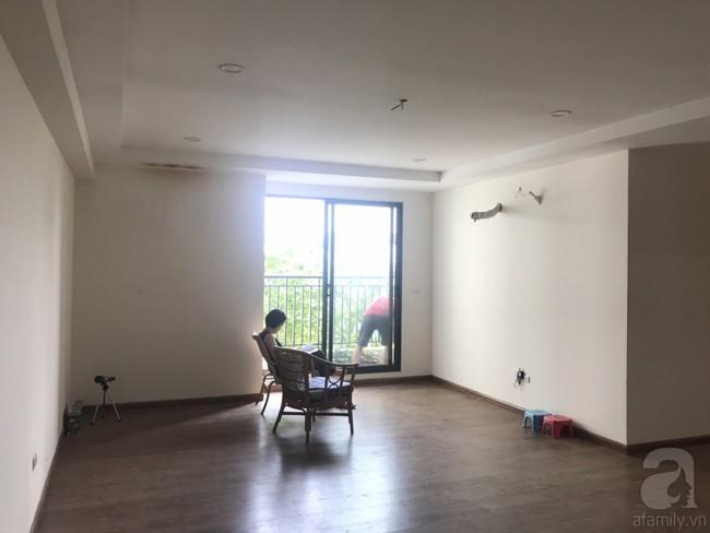 Chiêm ngưỡng căn hộ 100m2 với 3 phòng ngủ ấm áp ở chung cư Ecolife – Tây Hồ sau khi được kiến trúc sư cải tạo lại  - Ảnh 7.