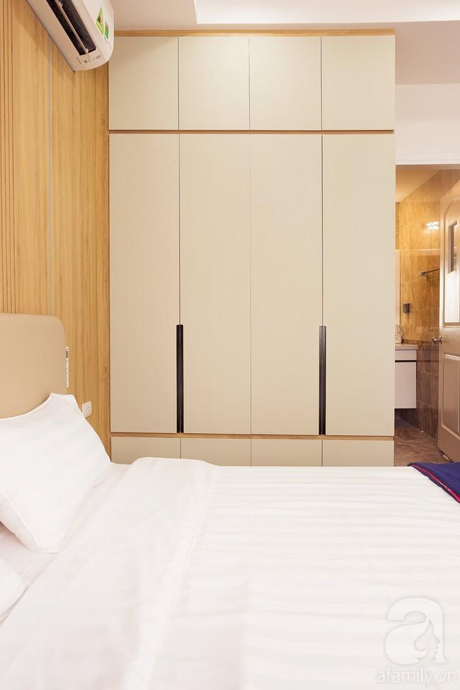 Chiêm ngưỡng căn hộ 100m2 với 3 phòng ngủ ấm áp ở chung cư Ecolife – Tây Hồ sau khi được kiến trúc sư cải tạo lại  - Ảnh 14.