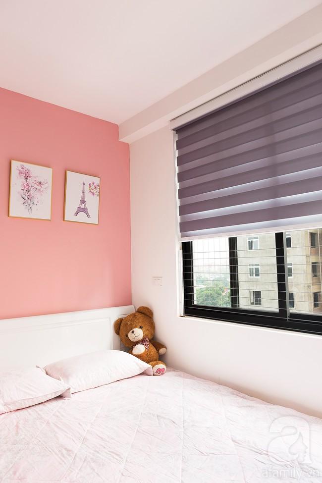 Chiêm ngưỡng căn hộ 100m2 với 3 phòng ngủ ấm áp ở chung cư Ecolife – Tây Hồ sau khi được kiến trúc sư cải tạo lại  - Ảnh 17.