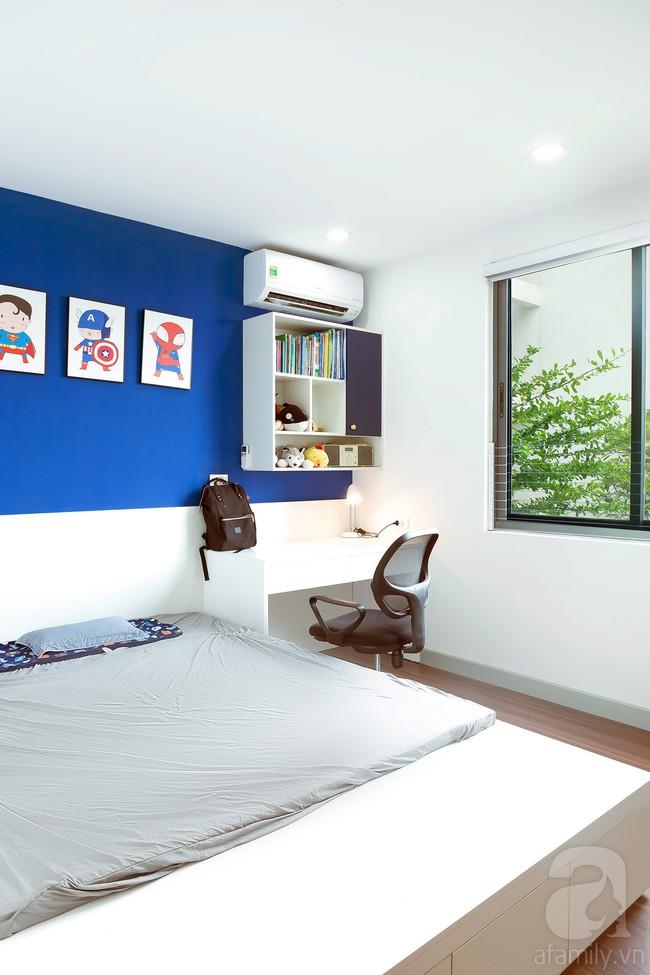 Chiêm ngưỡng căn hộ 100m2 với 3 phòng ngủ ấm áp ở chung cư Ecolife – Tây Hồ sau khi được kiến trúc sư cải tạo lại  - Ảnh 19.