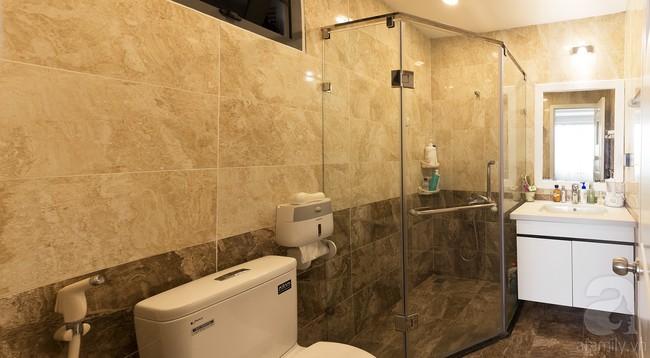 Chiêm ngưỡng căn hộ 100m2 với 3 phòng ngủ ấm áp ở chung cư Ecolife – Tây Hồ sau khi được kiến trúc sư cải tạo lại  - Ảnh 22.