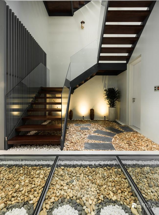 Ngôi nhà 100m2 thiết kế theo phong cách tối giản nhưng không lược bớt sự tiện nghi, sang trọng ở Quảng Ninh - Ảnh 20.