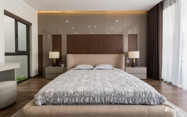 Ngôi nhà 100m2 thiết kế theo phong cách tối giản nhưng không lược bớt sự tiện nghi, sang trọng ở Quảng Ninh - Ảnh 16.