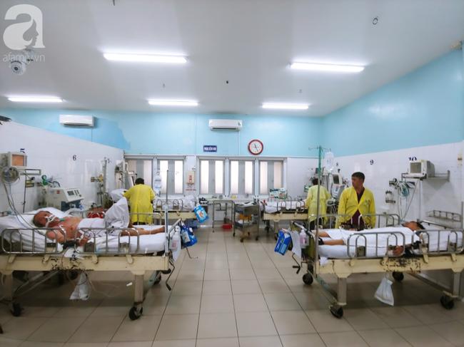 Người phụ nữ nguy kịch sau khi xăm chân mày tại thẩm mỹ viện ở TP.HCM đã tử vong: Không nghi ngờ sốc phản vệ - Ảnh 1.