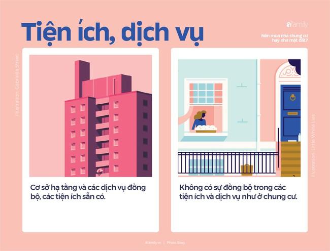 So sánh nhà chung cư và nhà mặt đất, nhà nào tốt hơn? - Ảnh 3.