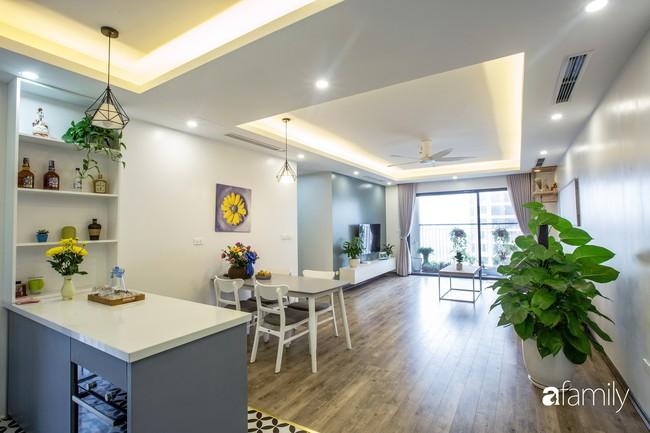 Căn hộ 100m2 thoáng sáng, tiện nghi theo phong cách đương đại ở Long Biên, Hà Nội - Ảnh 3.
