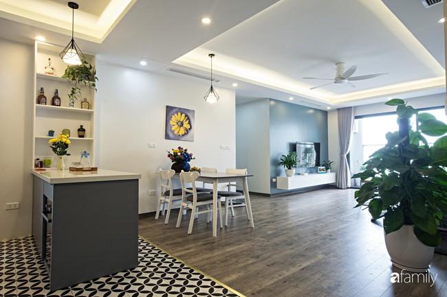 Căn hộ 100m2 thoáng sáng, tiện nghi theo phong cách đương đại ở Long Biên, Hà Nội - Ảnh 2.