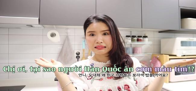Bí mật giảm cân giữ dáng của các quý cô xứ Hàn: Ăn cơm tím mỗi ngày - Ảnh 2.