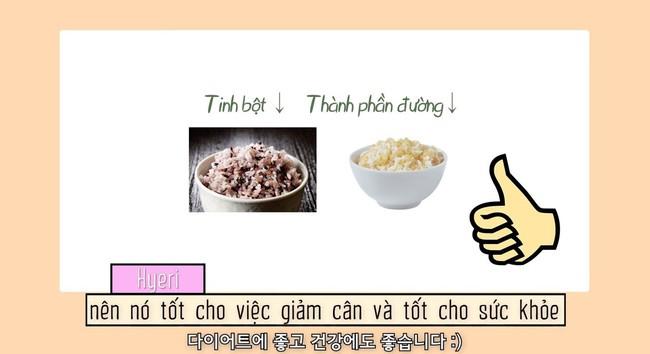 """Bí mật giảm cân giữ dáng của các quý cô xứ Hàn: Bữa nào cũng ăn một bát """"cơm tím"""" - Ảnh 10."""