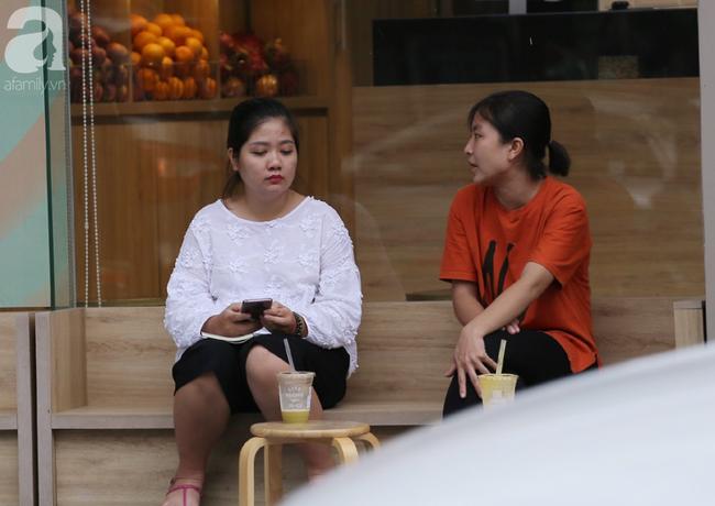 Người dân tận hưởng gì sau cơn mưa giúp không khí Hà Nội sạch hơn - Ảnh 5.