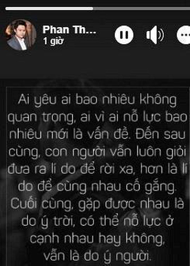 """Sau Thúy Vi, thiếu gia Phan Thành cũng day dứt về sự bồng bột của bản thân trong quá khứ: """"Làm gì phải suy nghĩ thật kĩ để sau này không phải ân hận"""" - Ảnh 2."""
