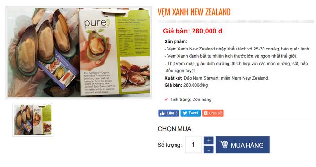 Vẹm xanh New Zealand: Báu vật dưới mặt nước, giá bán tới gần nửa triệu/kg vẫn đắt khách - Ảnh 3.