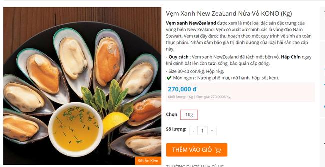 Vẹm xanh New Zealand: Báu vật dưới mặt nước, giá bán tới gần nửa triệu/kg vẫn đắt khách - Ảnh 4.