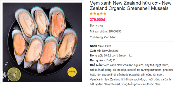 Vẹm xanh New Zealand: Báu vật dưới mặt nước, giá bán tới gần nửa triệu/kg vẫn đắt khách - Ảnh 5.