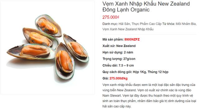 Vẹm xanh New Zealand: Báu vật dưới mặt nước, giá bán tới gần nửa triệu/kg vẫn đắt khách - Ảnh 6.