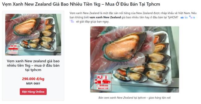 Vẹm xanh New Zealand: Báu vật dưới mặt nước, giá bán tới gần nửa triệu/kg vẫn đắt khách - Ảnh 7.