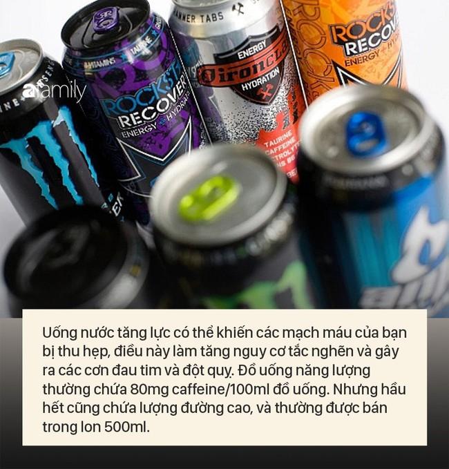 Chàng trai 26 tuổi hoàn toàn khỏe mạnh bỗng dưng đau tim và tê liệt tay vì ngày nào cũng uống 8-10 lon loại nước này - Ảnh 3.
