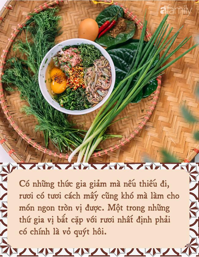 """Rươi - báu vật ruộng đồng và văn hóa """"đi ăn rươi đi"""" mỗi khi lạnh trời của người Hà Nội - Ảnh 7."""