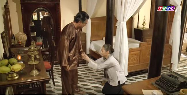 """""""Tiếng sét trong mưa"""": Thị Bình gào khóc, quỳ gối van xin khi Khải Duy oán trách chuyện sinh con cho chồng mới - Ảnh 5."""
