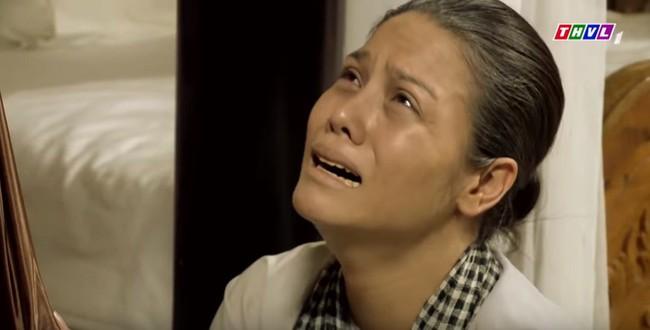 """""""Tiếng sét trong mưa"""": Thị Bình gào khóc, quỳ gối van xin khi Khải Duy oán trách chuyện sinh con cho chồng mới - Ảnh 6."""